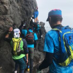 千羽海崖トレイルランニングレース ミドルコース紹介