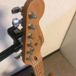 ギターの弦の張替えにストリングワインダー使ってみました