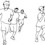運動会での思い出~マラソン大会での汚れた3位~