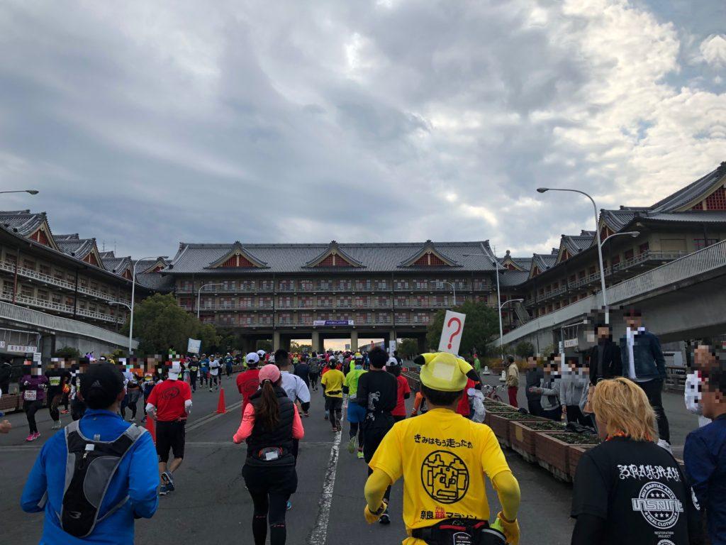 第8回奈良マラソン2017、ボロボロになりながら何とか完走。。。コース紹介してみました!