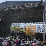 ARABAKI ROCK FEST.18(アラバキ2018)を見に行ってきました!